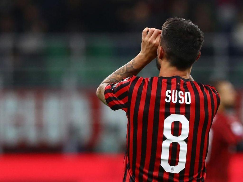 Akhiri Puasa Gol, Suso Diharapkan Lebih Berkilau dengan Milan