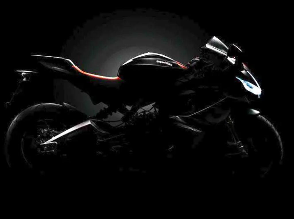 Aprilia Mulai Bocorkan RS660 Terbaru