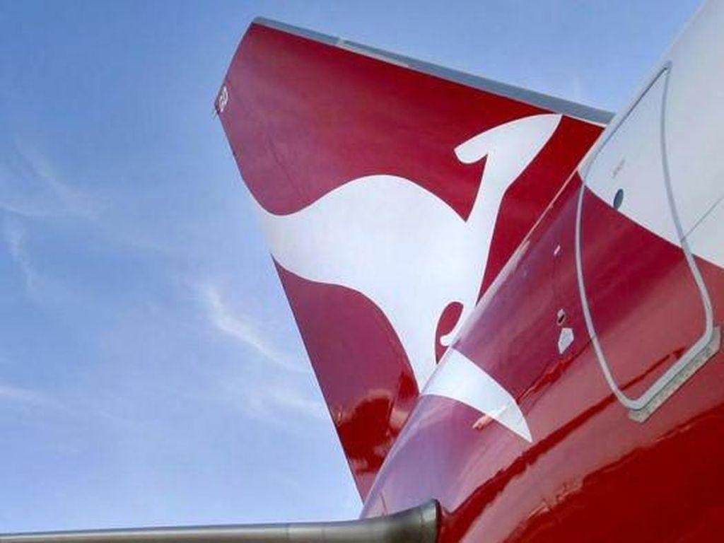 Qantas Setop Terbang Internasional, tapi Jaya di Langit Domestik