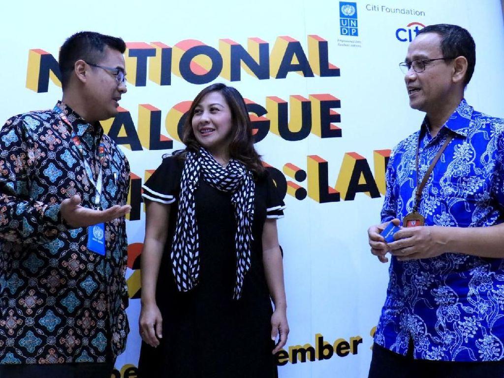 Dialog Nasional Pemuda untuk Perubahan