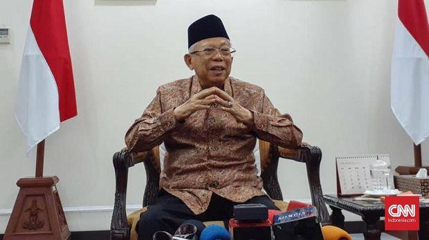 Wapres Ma'ruf Amin ingin membaca RUU Ketahanan Keluarga secara utuh sebelum memberi tanggapan