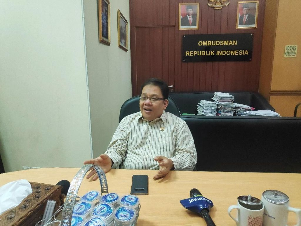 Ombudsman Soroti Politikus PSI yang Kritik Anggaran Lem Aibon Rp 82 M