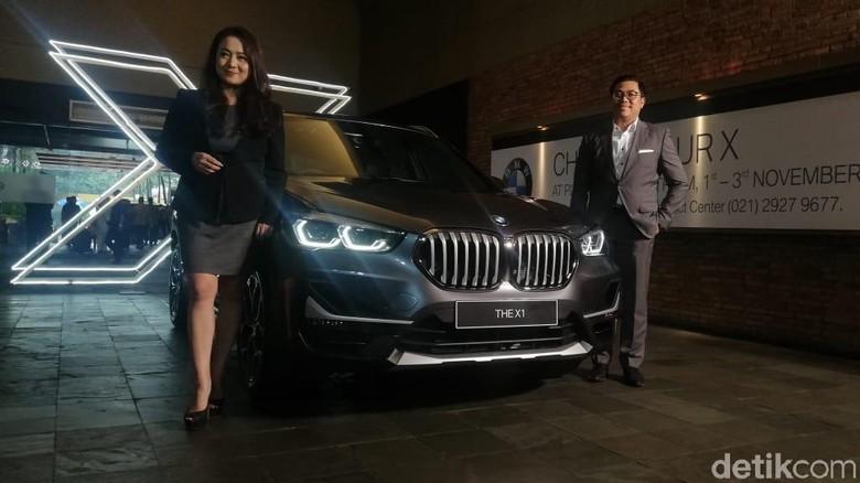 BMW X1 Foto: Rizki Pratama/detikOto