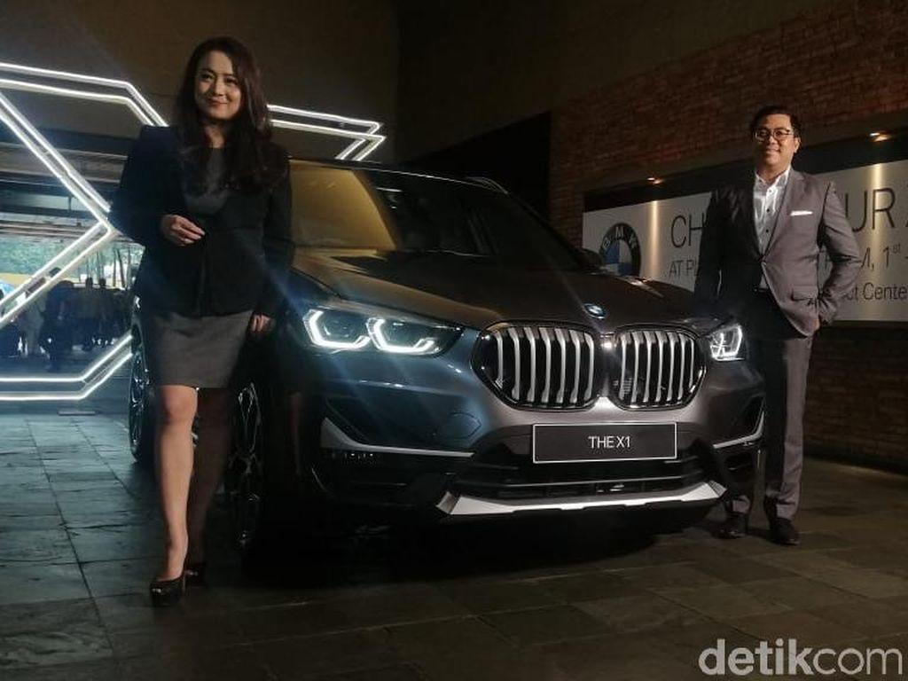 BMW Luncurkan Versi Termurahnya di Indonesia