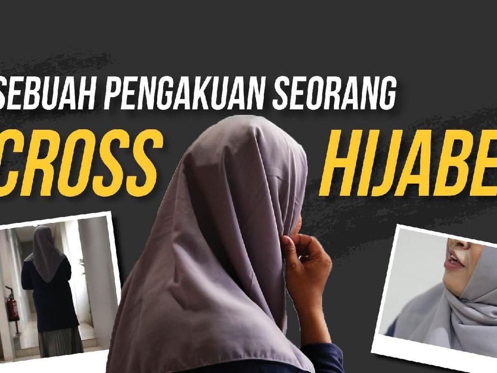 Eksklusif! Pengakuan Seorang Cross Hijaber