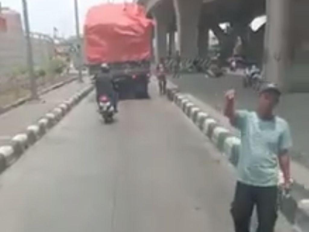 Viral Sopir Kontainer Dipalak di Tanjung Priok, Polisi: Kami Tindak Tegas