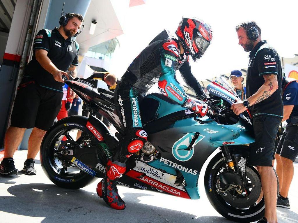 Quartararo Sapu Bersih Hari Pertama MotoGP Malaysia