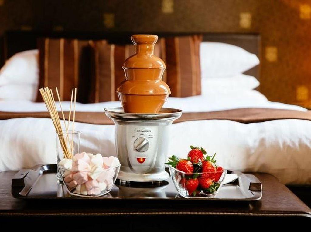 Wow! Hotel Serba Cokelat Ini Cocok Buat Penggemar Cokelat