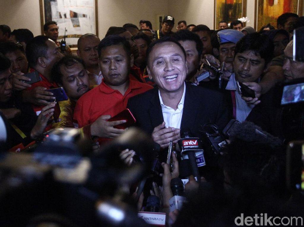 Ketua Umum PSSI Baru, Sepakbola Harus Lebih Bersih dan Berprestasi