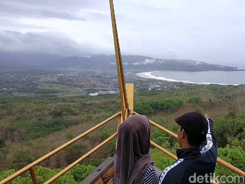Foto: Hutan Romantis di Pacitan