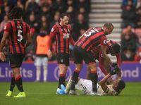 Bournemouth vs Man United: Setan Merah Tumbang