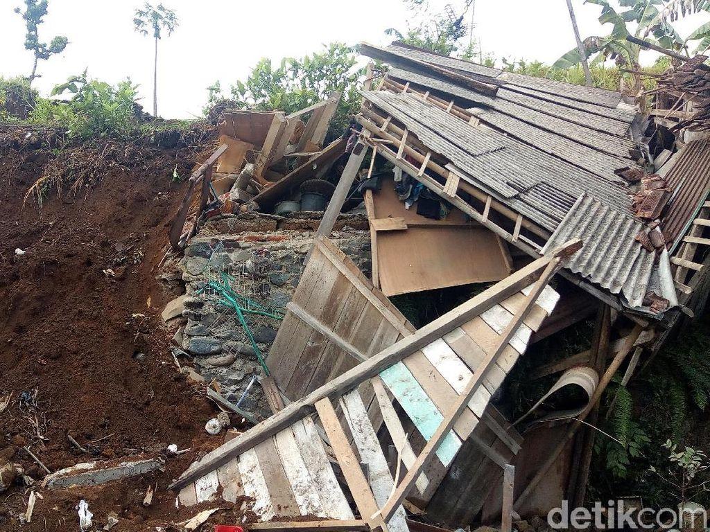 Tanggul Irigasi Jebol Timpa 2 Rumah di Banjarnegara, 1 Orang Tewas