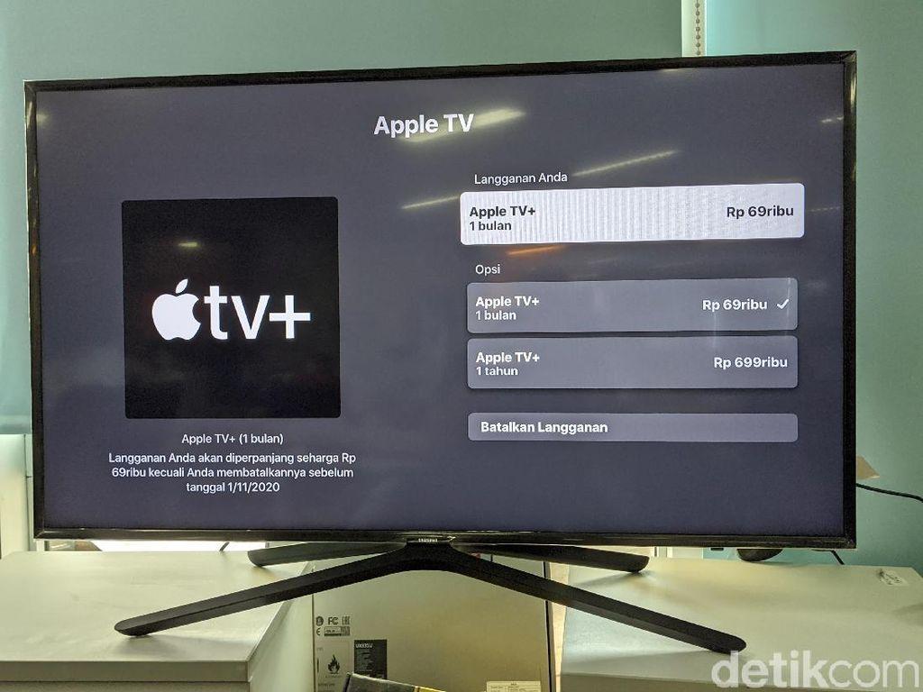 Asyik! Apple TV+ Kini Sudah Bisa Dinikmati di Indonesia