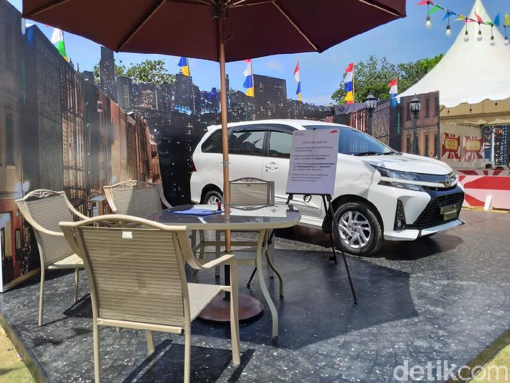 Antisipasi Toyota Hadapi Mitsubishi Xpander Cross