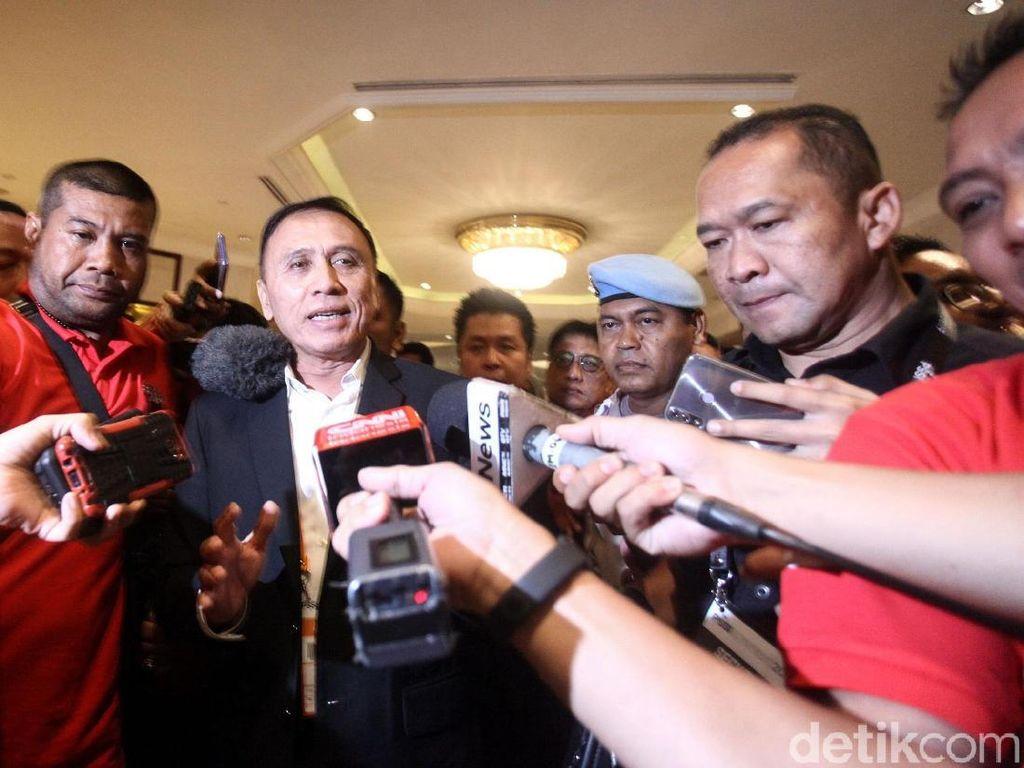 Rangkap Jabatan, Iwan Bule Janji Lebih Fokus Urus PSSI