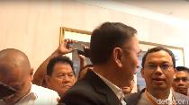 Video Momen Iwan Bule dan Vijaya Bersitegang di Kongres PSSI