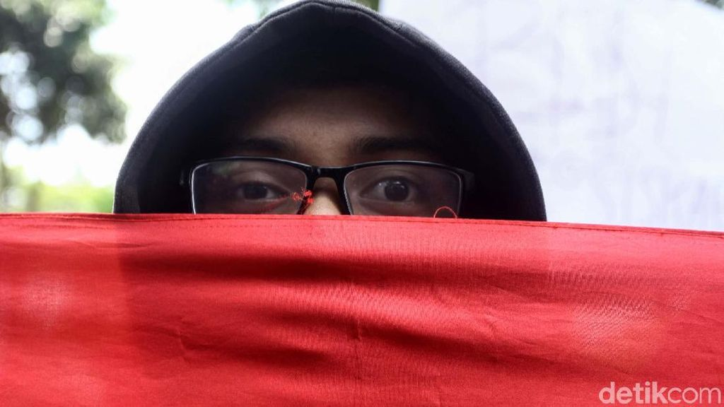 Aksi Menolak Kongres Luar Biasa PSSI
