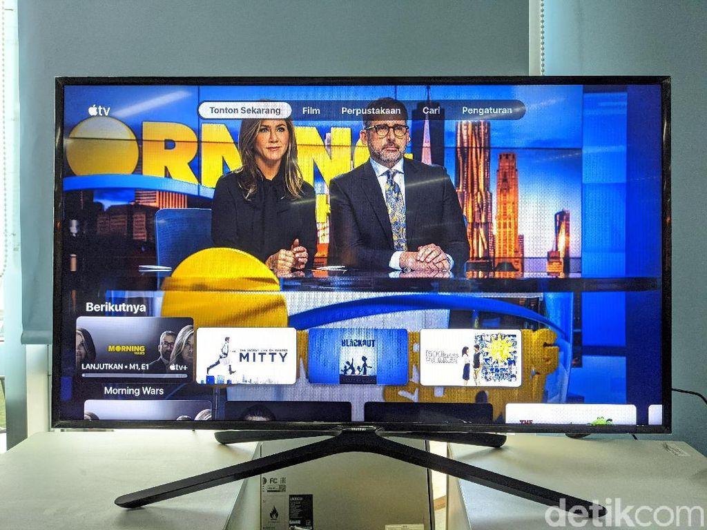 Apple TV+ Hadir di Indonesia, Ini Tarif dan Cara Nontonnya