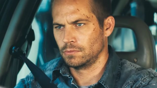 Paul Walker pada film Vehicles 19