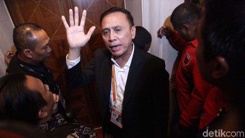 Iwan Bule Terpilih Jadi Ketua Umum PSSI