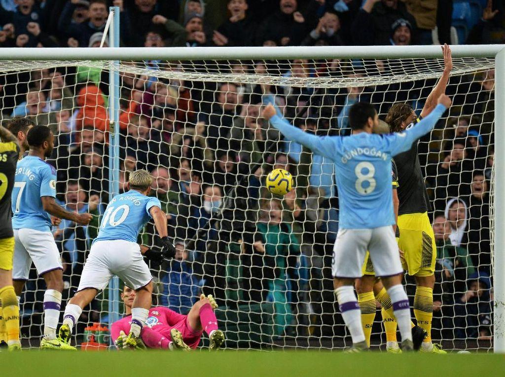 Man City Vs Southampton: Comeback, The Citizens Menang 2-1