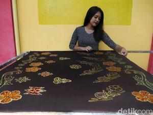Batik yang Indah di Utara Indonesia, dari Tangan Narapidana