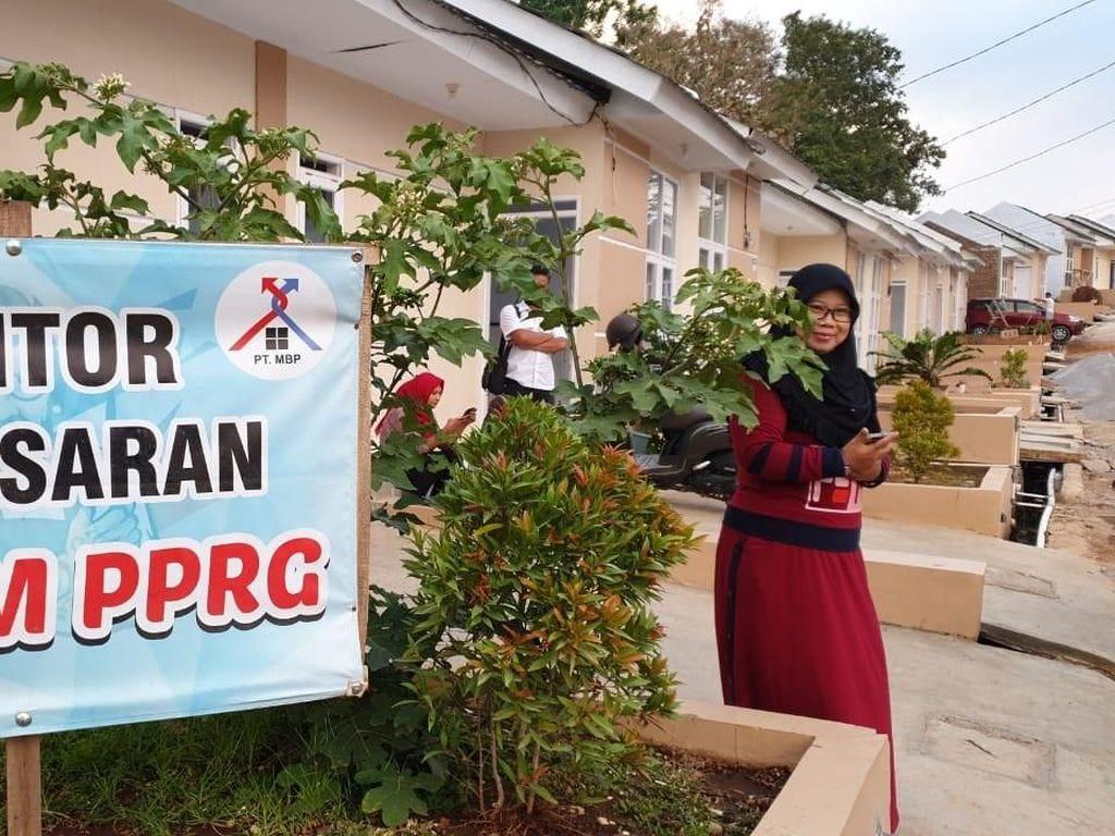 Keren! Penampakan Terkini Rumah untuk Tukang Cukur Asgar