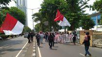 Massa Geruduk Lokasi Kongres PSSI
