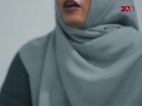 Cross hijaber dengan nama samaran Dini