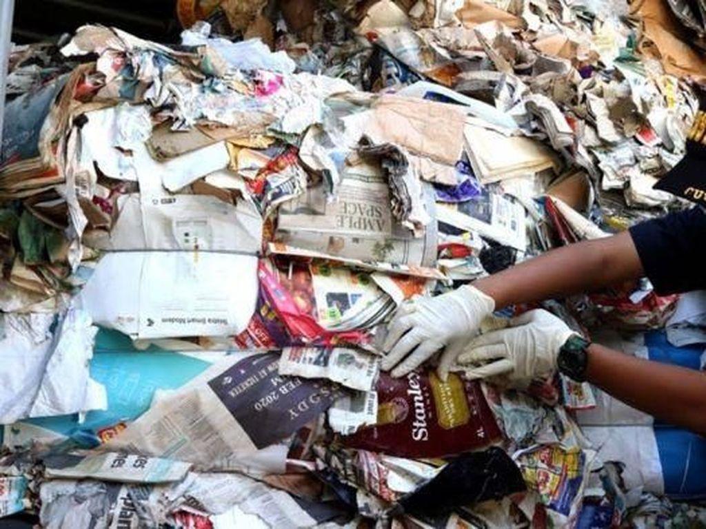 Indonesia Kirim Balik 18 Kontainer Sampah ke Australia 4 Bulan Terakhir