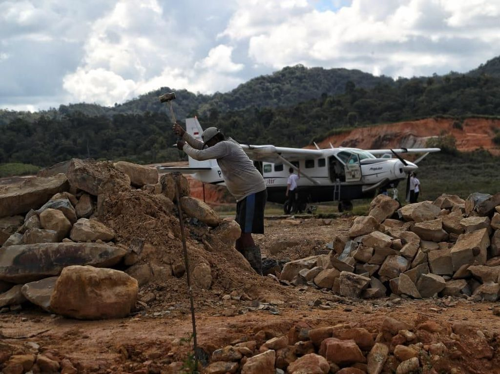 Menengok Satu-satunya Transportasi ke Krayan, Perbatasan RI-Malaysia