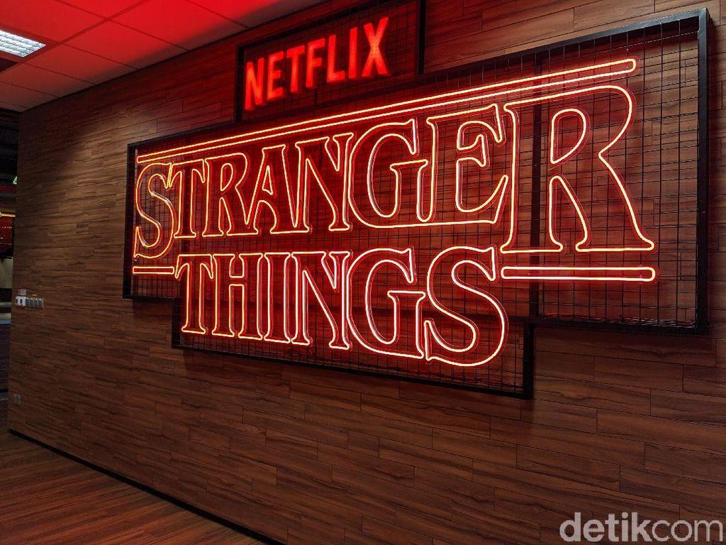 Kece Badai! Yuk Intip Markas Netflix di Singapura