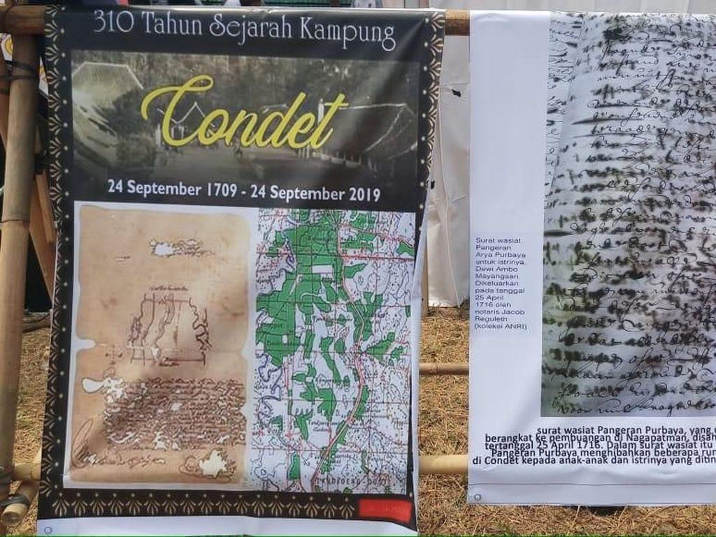 Melihat Condet Zaman Dulu di Festival Djadoel