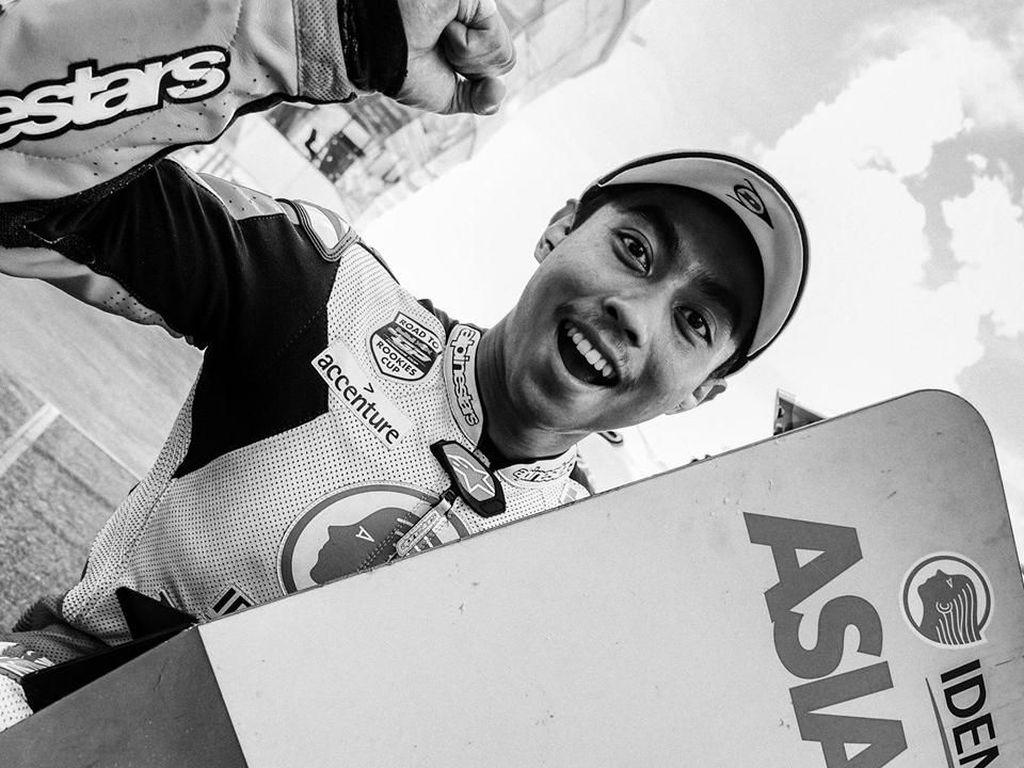Belasungkawa Marquez, Lorenzo, dan Rider-rider MotoGP untuk Afridza Munandar