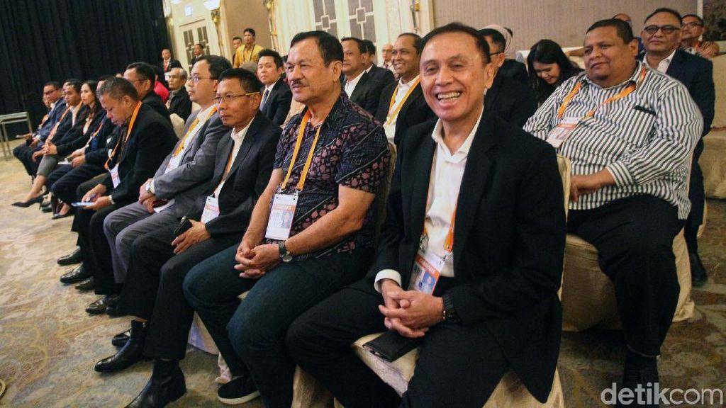 Kongres Luar Biasa PSSI Resmi Dibuka