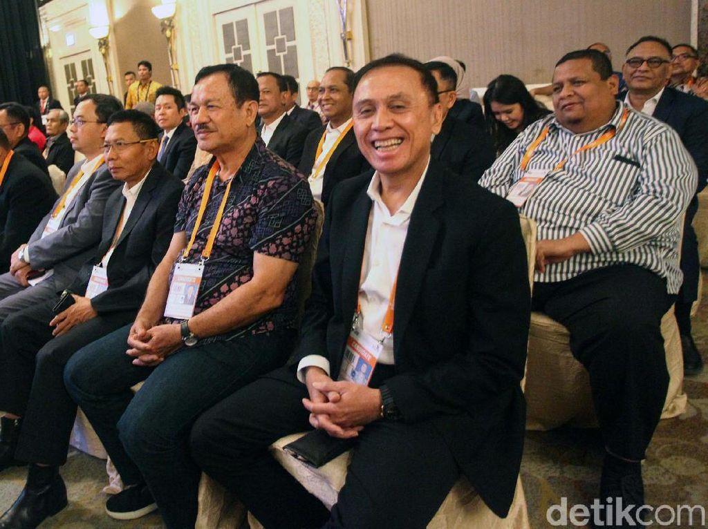 Menang Mutlak, Iwan Bule Ketua Umum PSSI 2019-2023