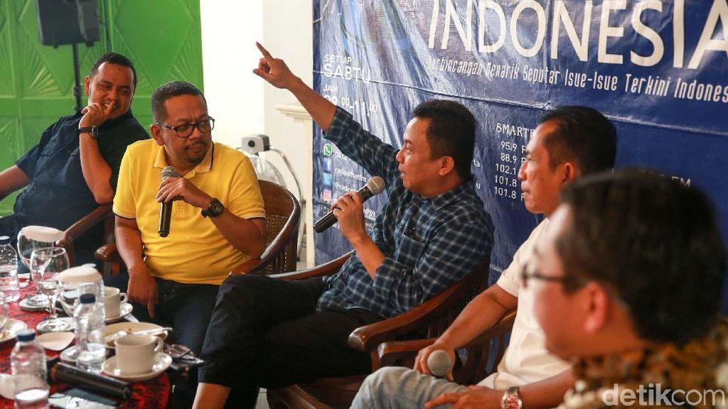 Memaknai Pelukan Politik PKS dan Partai NasDem