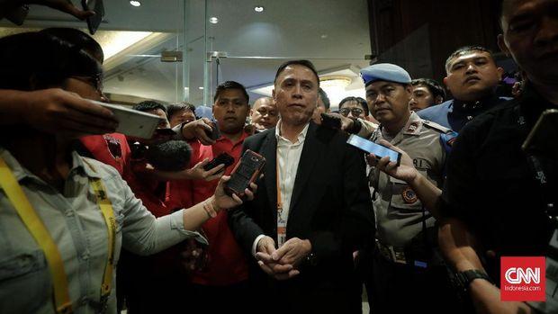Iwan Bule terpilih menjadi Ketua PSSI periode 2019-2023. (