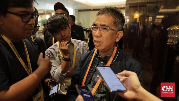 Benny Erwin curiga KLB PSSI sudah diatur untuk memenangkan salah satu calon. (