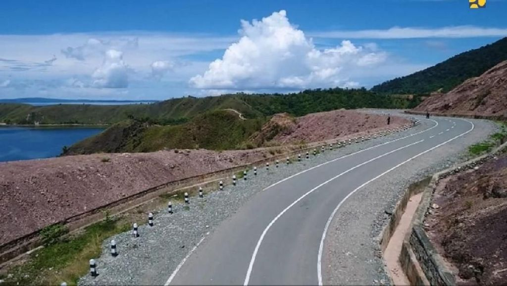 Infrastruktur Papua Barat Digenjot, Ini Lho Hasilnya