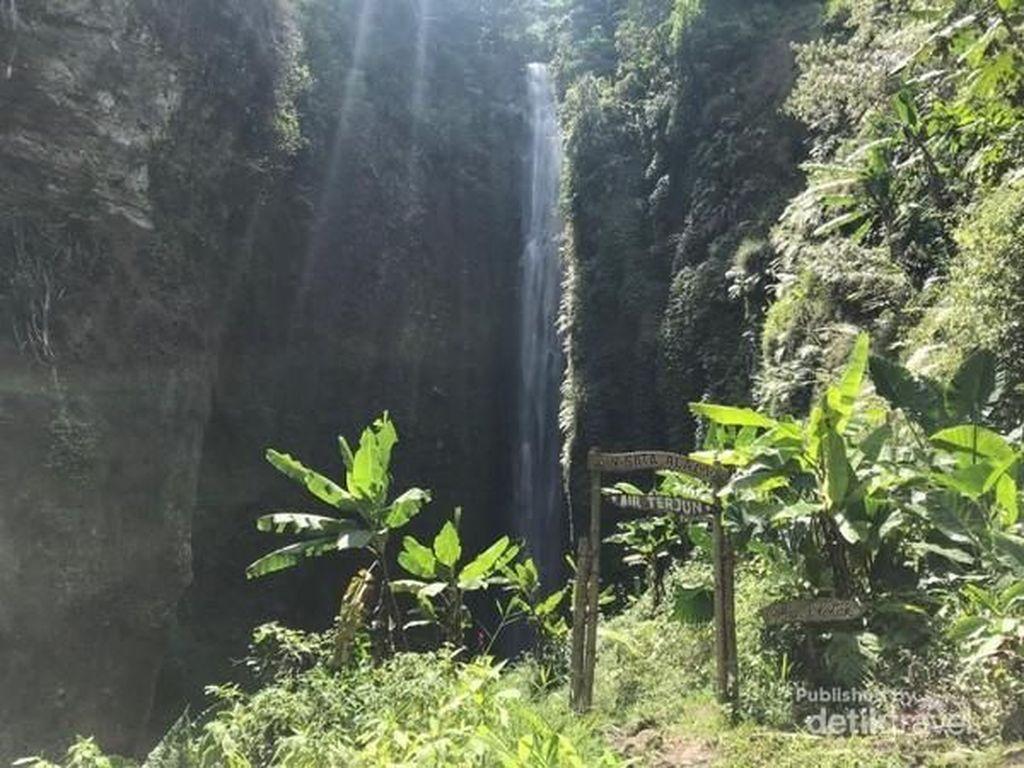 Coban Glotak, Satu Lagi Air Terjun Indah di Malang