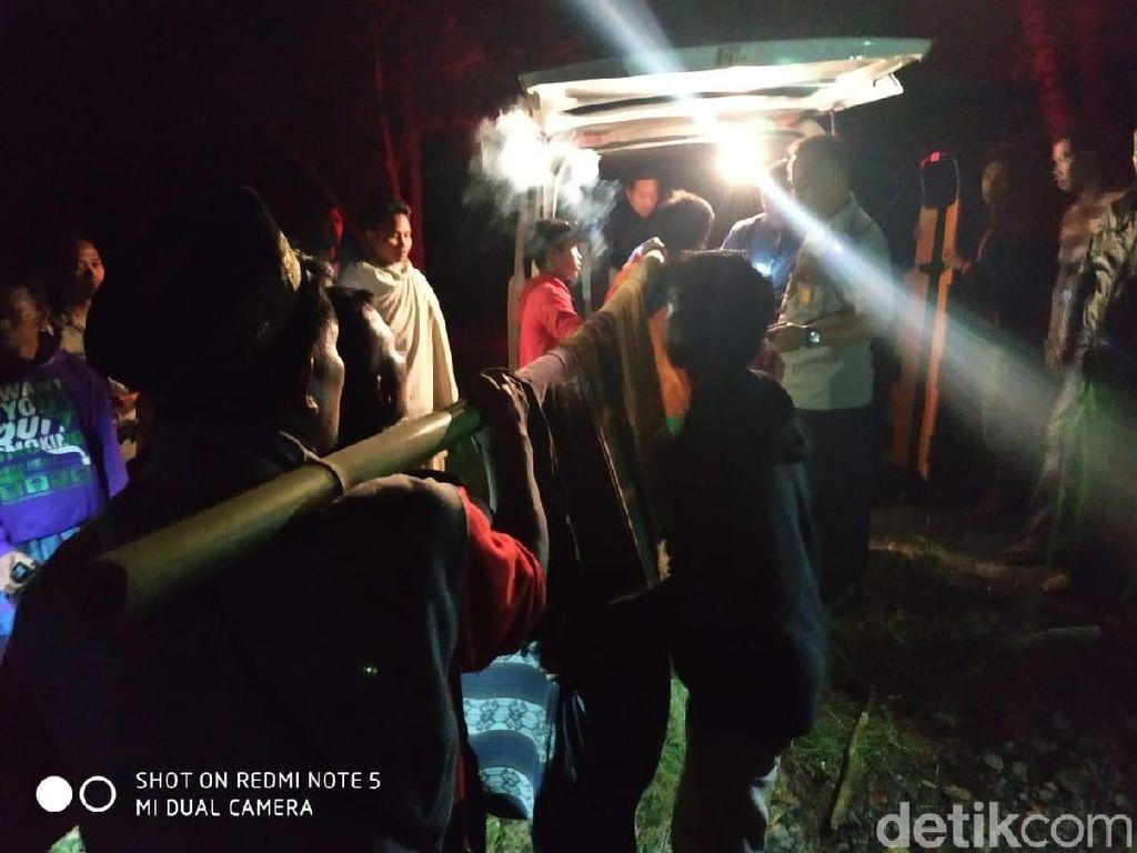 2 Mahasiswa Universitas Mataram Tewas Terseret Air Sungai