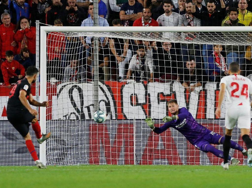 Sevilla Vs Atletico: Costa Gagal Penalti, Los Colchoneros Tertahan 1-1