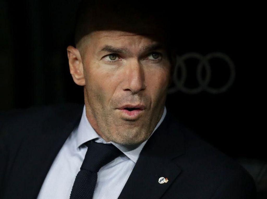 Prediksi Zidane Soal Barcelona-nya Quique Setien