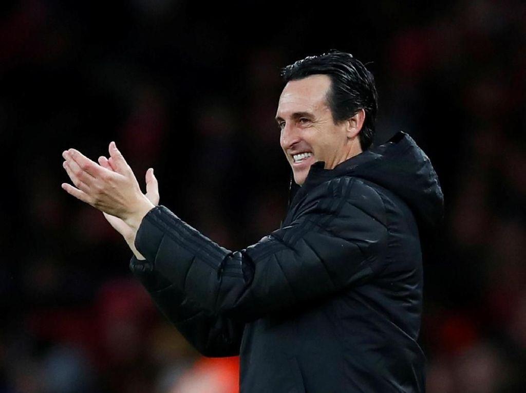 Emery Tak Kapok Melatih di Liga Inggris