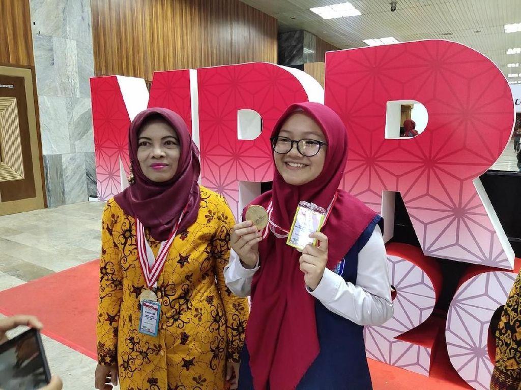 Cerita Siswi SMAN 1 Tenggarong Menembus Juara 1 LCC Empat Pilar