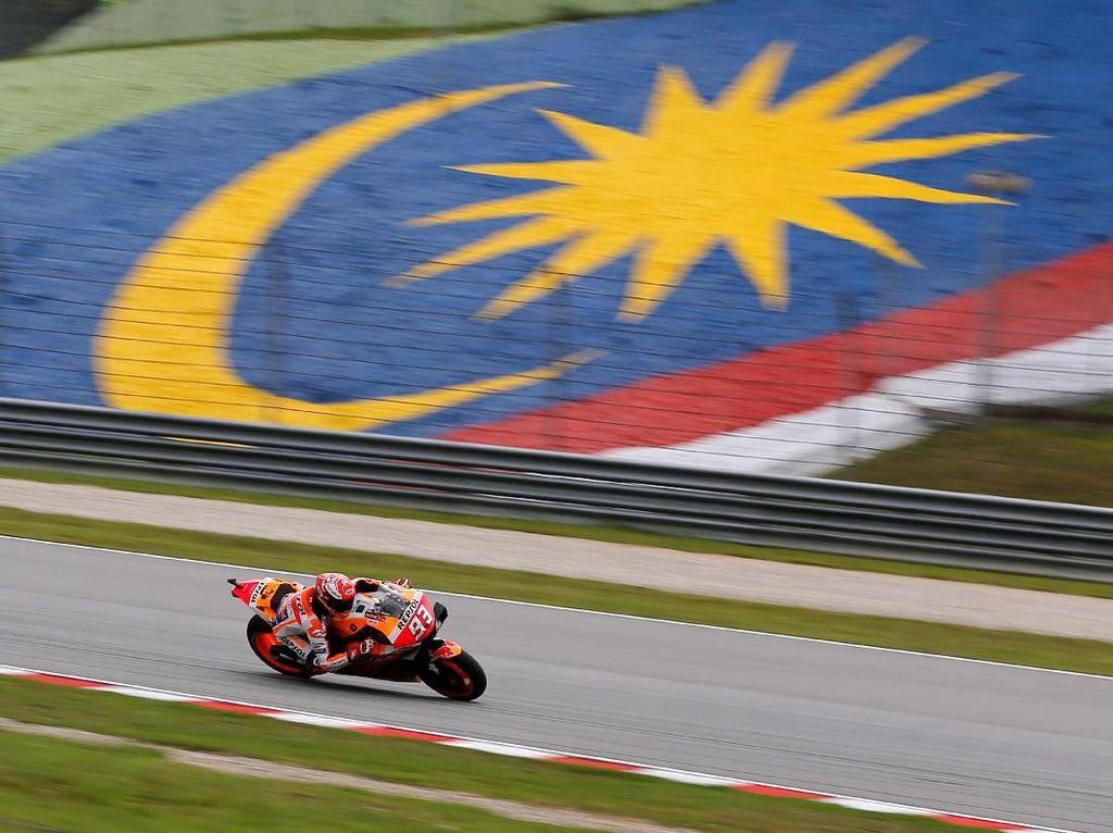 Duh! Ada Maling Spare Part Beraksi di MotoGP Sepang