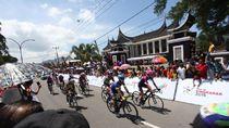 Etape II Tour de Singkarak, Lebih Menantang dan Penuh Tikungan Tajam
