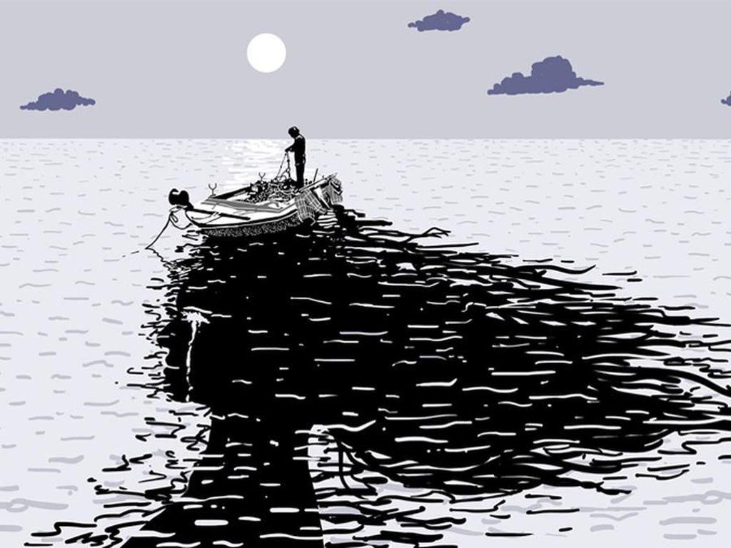 Cinta yang Mati Dimakan Ikan-Ikan