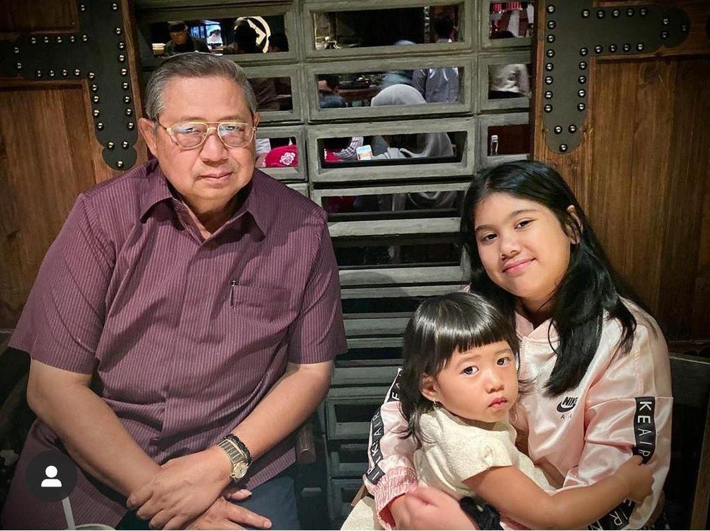 Annisa Pohan Cerita Momen Malam Mingguan dengan SBY